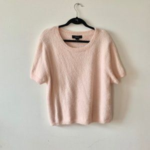 Forever 21 Short Sleeve Sweater Top